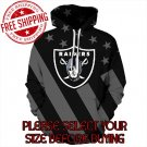 Las Vegas Raiders Football Team Sport Hoodie