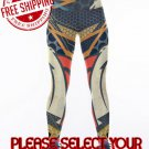 Denver Broncos Football Team Sports Leggings