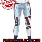 New York Giants Football Team Sports Leggings
