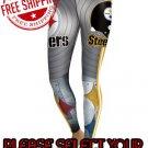 Pittsburgh Steelers Football Team Sports Leggings