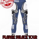 Dallas Cowboys Football Team Sports Leggings *88