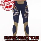 Los Angeles Rams Football Team Sports Leggings