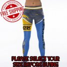 Los Angeles Chargers Football Team Sports Leggings