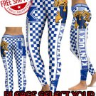 American University Kentucky Wildcats College Team Sports Leggings