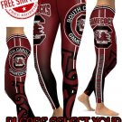 American University South Carolina Gamecocks Team Sports Leggings