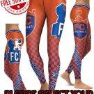 MLS Cincinnati Stacie Foundation Soccer College Team Sports Leggings