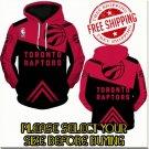 Toronto Raptors Basketball Team Sport Hoodie