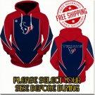 Houston Texans Football Team Sport Hoodie
