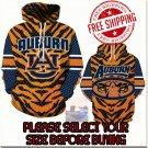 Auburn Tigers Football Team Sport Hoodie