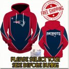 New England Patriots Football Team Sport Hoodie