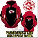 Kansas City Chiefs Football Team Sport Hoodie
