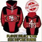 San Francisco 49ers Football Team Sport Hoodie