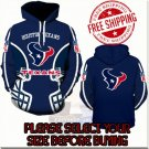 Houston Texans Football Team Sport Hoodie