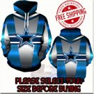 Dallas Cowboys SE Football Team Sport Hoodie