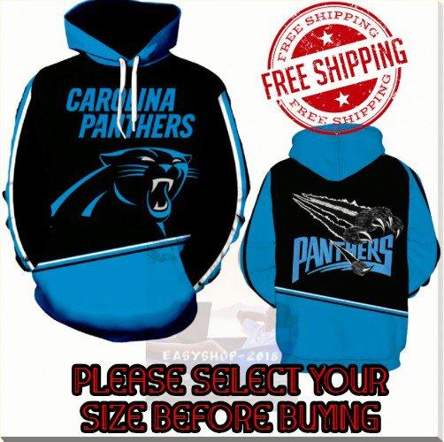 Carolina Panthers SE Football Team Sport Hoodie