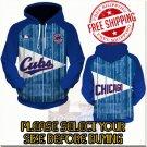 Chicago Cubs Baseball Team Sport Hoodie