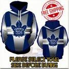 Toronto Maple Leafs Hockey Team Sport Hoodie