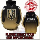 New Vegas Golden Knights Hockey Team Sport Hoodie