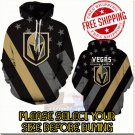 Vegas Golden Knights Hockey Team Sport Hoodie