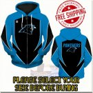 Carolina Panthers SE Football Team Sport Hoodie With Zipper
