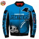 New Panthers  Football Team Sport Jacket  Unisex