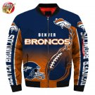 New Broncos  Football Team Sport Jacket  Unisex