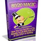 80/20 Magic