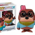 Funko Pop! Animation: Hanna-Barbera Morocco Mole #37 Vinyl Figure