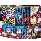 """Cats and Hats Things Cartoon Inspired 7/8"""" Grosgrain Hairbow Ribbon 3yds"""