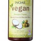 INOAR Vegan - Shampoo, 300 ml (10.14 fl Oz)