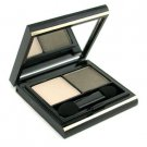 Elizabeth Arden Color Intrigue Eyeshadow Duo, Golden Moss (Green) 01, 0.12 Oz (3.4 g)