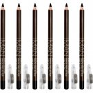 (Pack of 10) IMAN COSMETICS Perfect Eye Pencil, Nut Bush .05 oz (1.5 g)