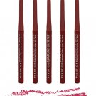 Prestige Automatic Waterproof Lip Liner, Red Brick (PACK Of 5)