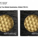 (2-Pack) PRESTIGE Total Intensity True Metals Eyeshadow, Gilded (TIE-01)