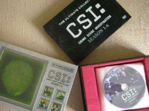 CSI: Seasons 1-6