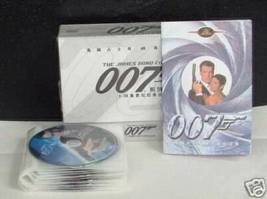 James Bond Collection: All 21 Films