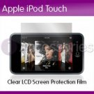Small Lot of 25 Packs of LCD Screen Protection Films for the Apple iPod Touch