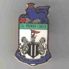 NEWCASTLE United Premiership football badge