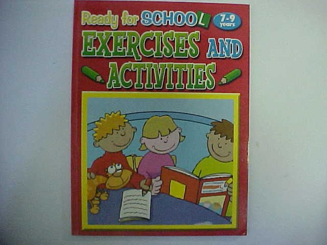 Exercises and Activities - Illustrated by Jim Peacock