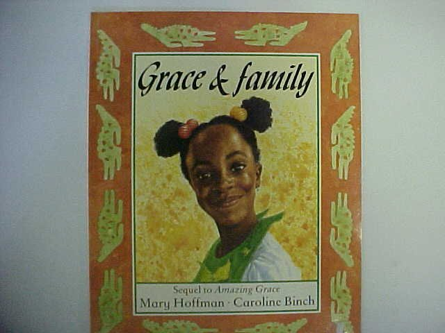 Grace & family - Mary Hoffman & Caroline Binch