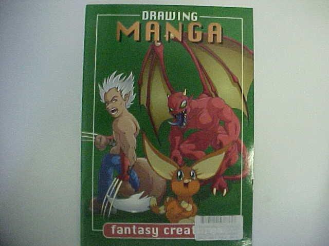 Drawing Manga - Fantacy creatures