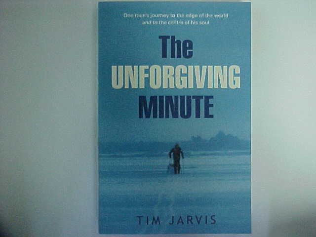The Unforgiving Minute - Tim Jarvis