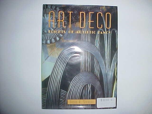 Art Deco - Susan A Sternau