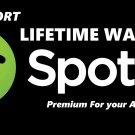 Spotify Premium Account (Worldwide) - LIFETIME WARRANTY - UPGRADE YOUR ACCOUNT