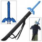 Zelda Accurate Twilight Princess Link Foam Sword FREE Sheath Combo