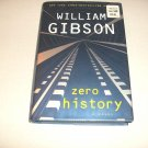 Zero History by William Gibson (2010, Hardcover)
