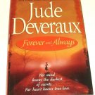 Forever and Always by Jude Deveraux (2003, Hardcover)