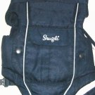 Evenflo Snugli Front  Pack Soft Baby Carrier navy blue