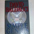 Sean King and Michelle Maxwell: Simple Genius No. 3 by David Baldacci (2007, Har