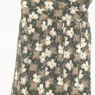 WOMEN'S V NECK PRINTED DRESS SIZE M